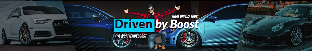 Driven by Boost
