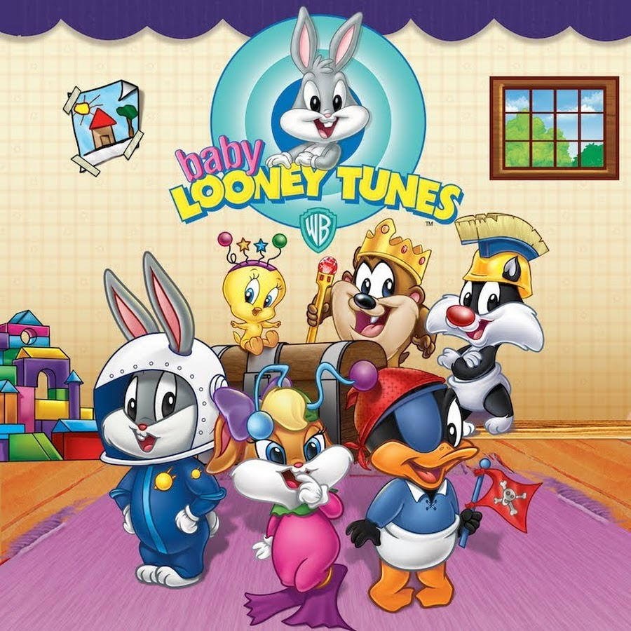 9fd64f7d ... Marvin The Martian · Looney Toons Working: Baby Looney Tunes