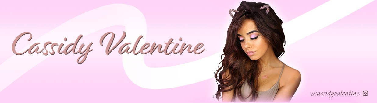 Cassidy Valentine's Cover Image