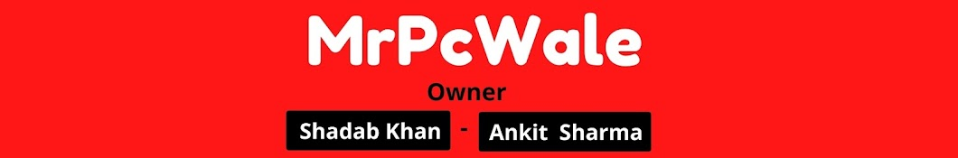 Mr Pc Wale Banner