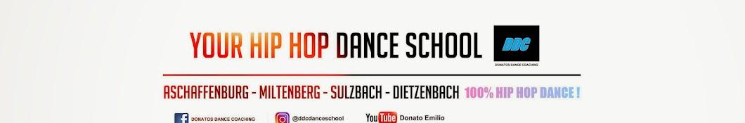 Donatos Dance Coaching Banner