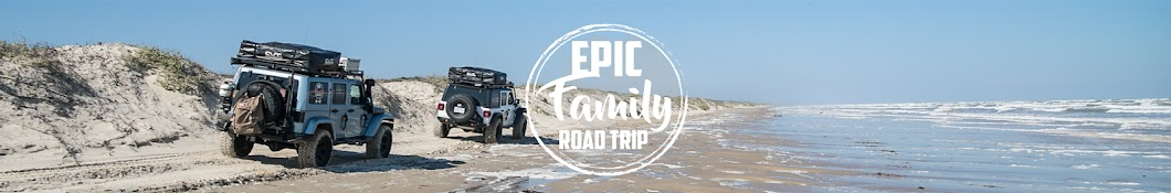 Epic Family Road Trip Banner