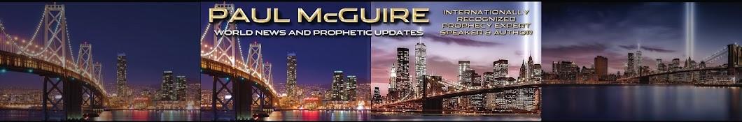 Paul McGuire Banner