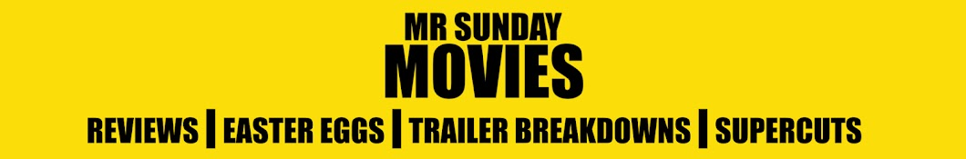 Mr Sunday Movies