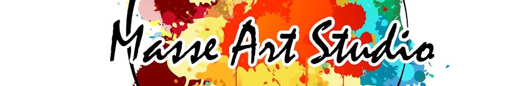 Masse Art Studio Banner