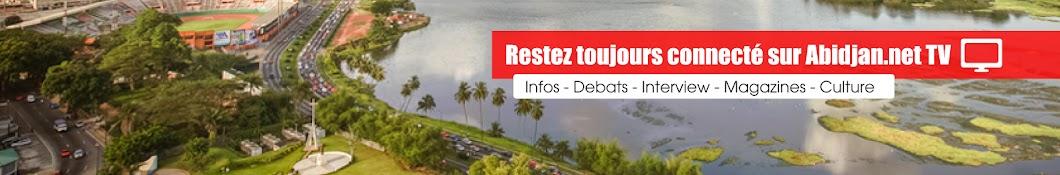 Abidjan.netTV Banner