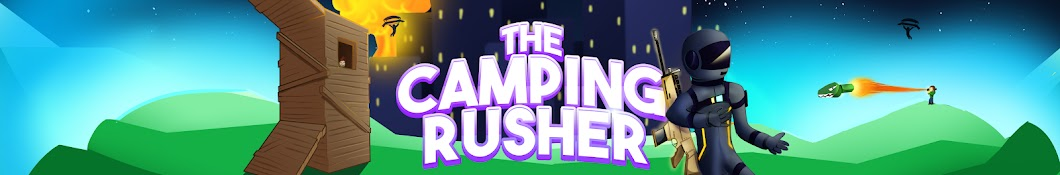 TheCampingRusher - Fortnite