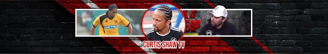 Curtis Shaw TV Banner
