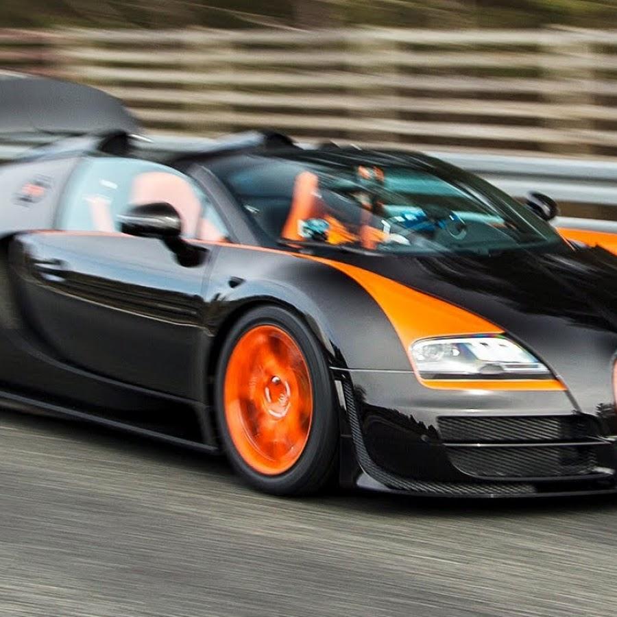 Bugatti Veyron: Bugatti Veyron