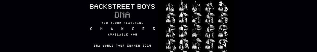BackstreetBoysVEVO Banner