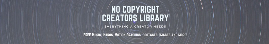 NO COPYRIGHT Creators Library
