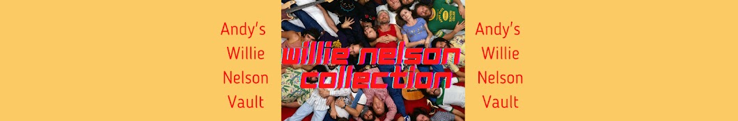 Willie Nelson Collection Banner