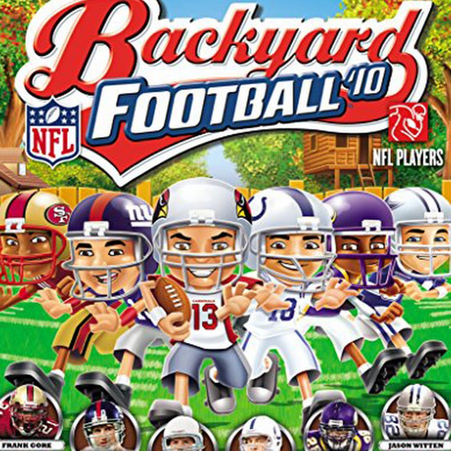 San Diego Chargers Game Channel: Backyard Football '10