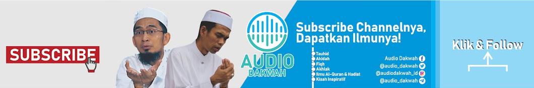 Audio Dakwah