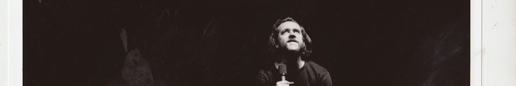 George Carlin Official YouTube Channel Banner