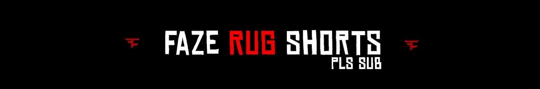 FaZe Rug Shorts Banner