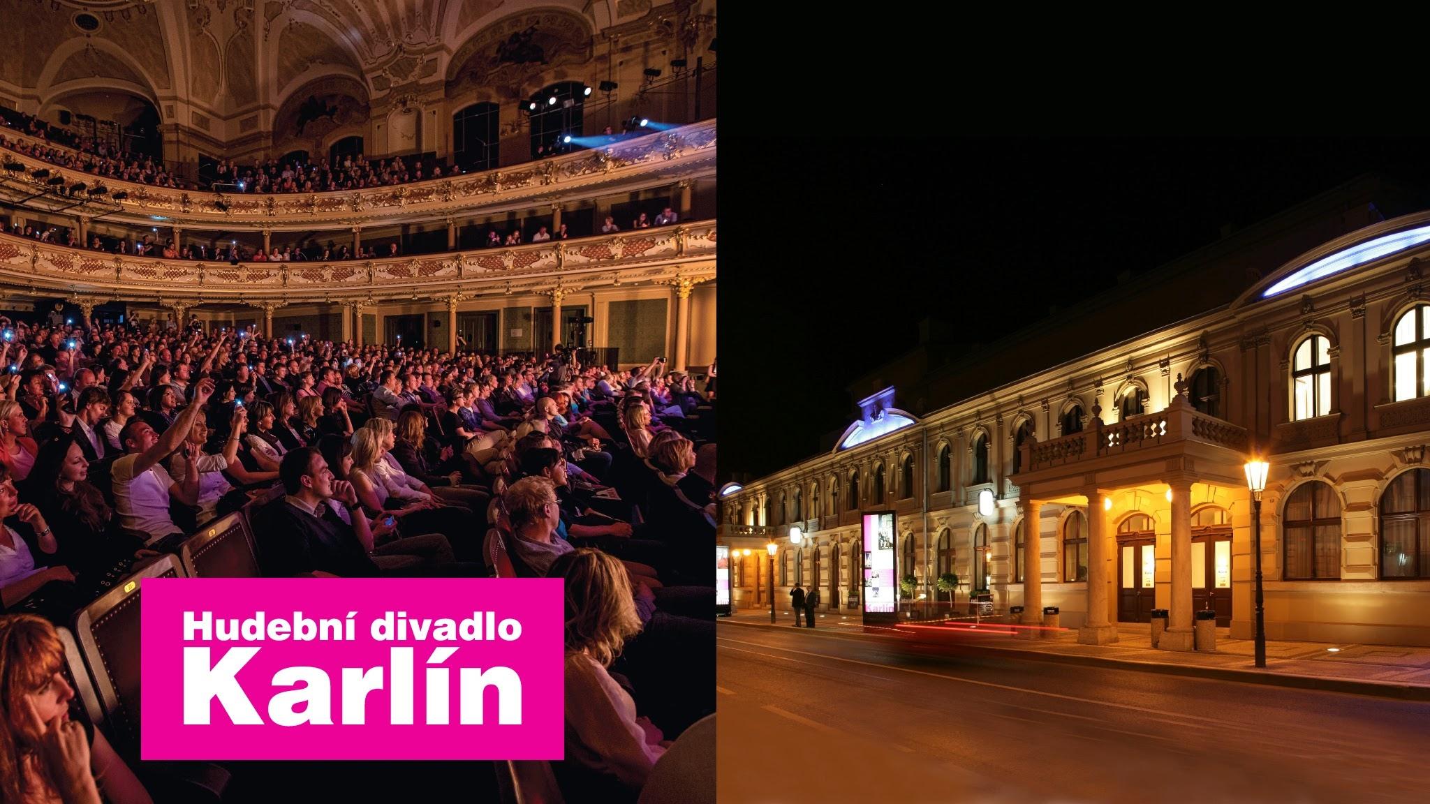Hudební divadlo Karlín