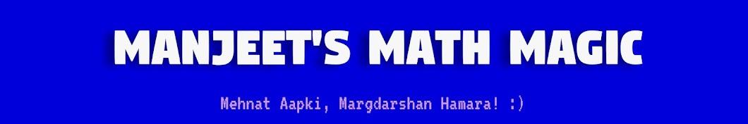 Manjeet's Math Magic