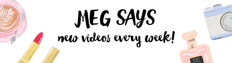 Meg Says's Cover Image