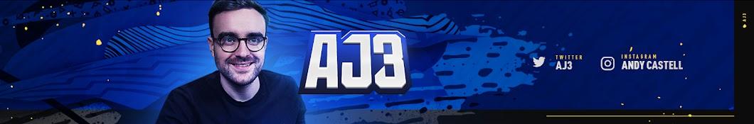 AJ3 Banner
