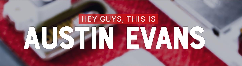 Austin Evans's Cover Image