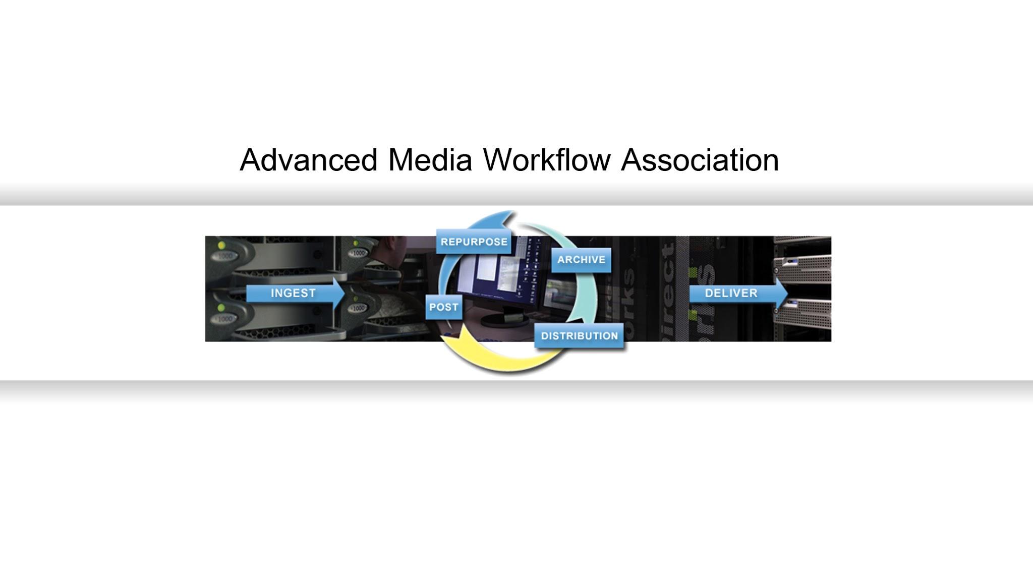 AMWA - Advanced Media Workflow Association