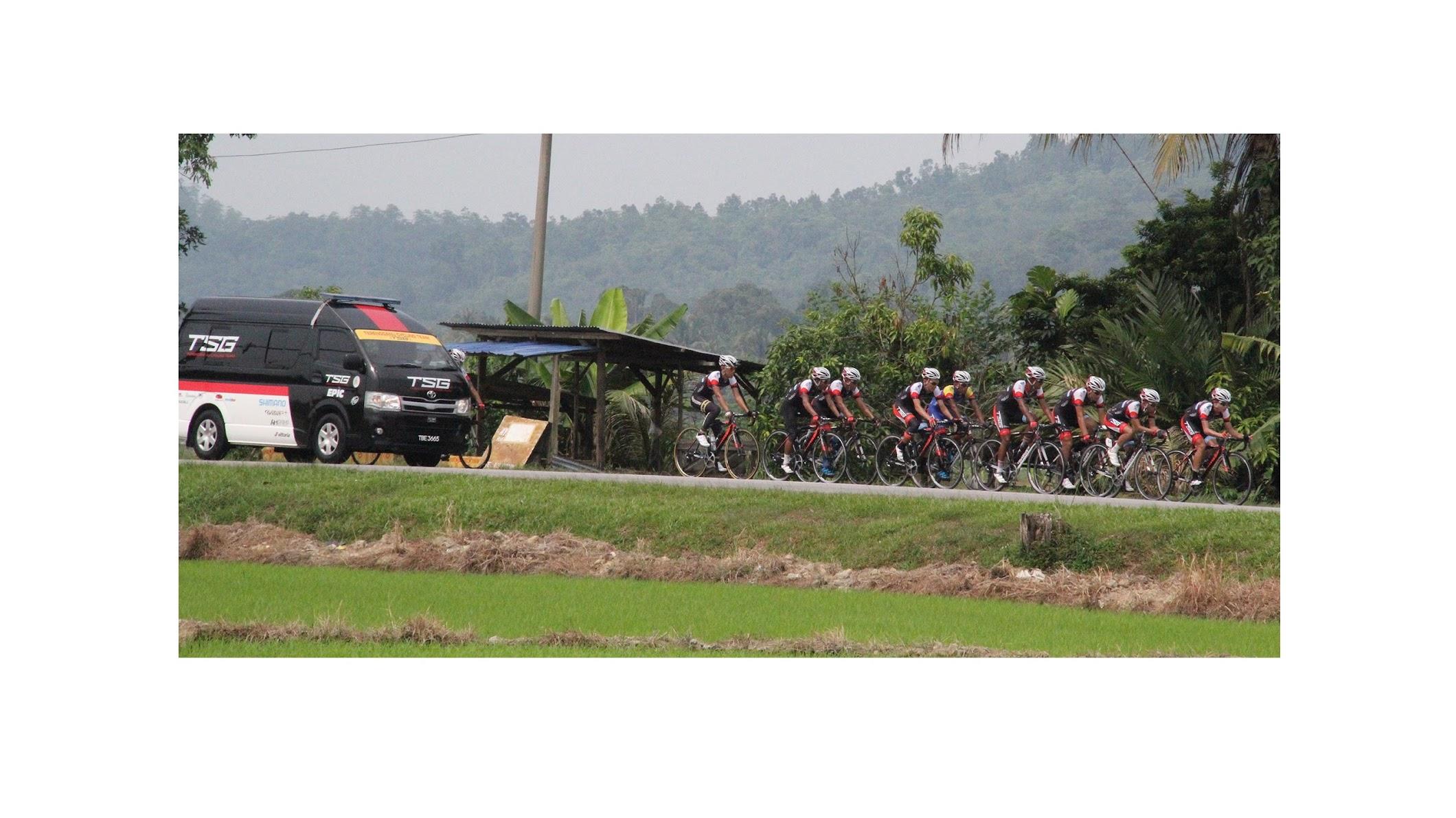 Terengganu Cycling Team 'TSG Team'