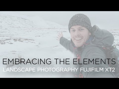 A Wild Camp In Terrible Weather - Landscape Photography at Llyn Y Fan Fach