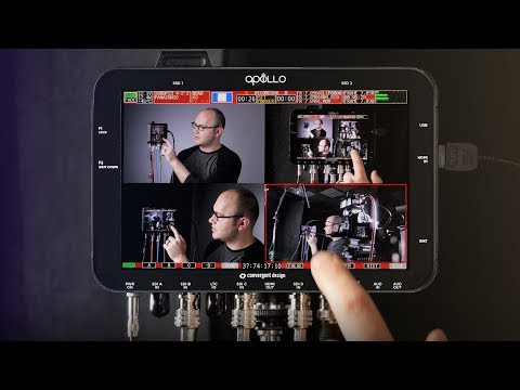 Turn Your iPhone Into A Killer Video Monitor For Panasonic And Sony Cameras!