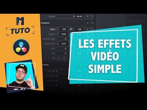 [TUTO] Comment faire un montage vidéo simple dans le logiciel de montage gratuit DaVinci Resolve ?
