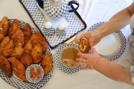 Կարտոֆիլով Կարկանդակ - Potato Patties Recipe - Heghineh Cooking Show in Armenian