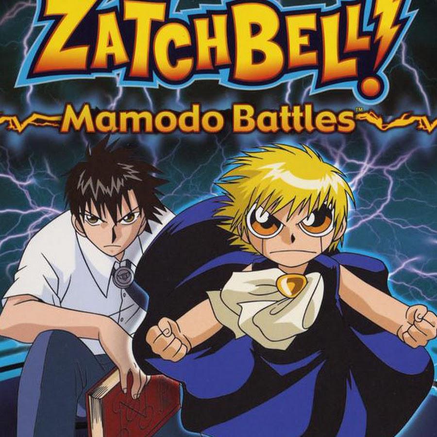 Zatch Bell Ost: Zatch Bell! Mamodo Battles
