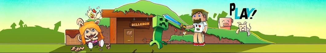 DILLERON ★ Play баннер
