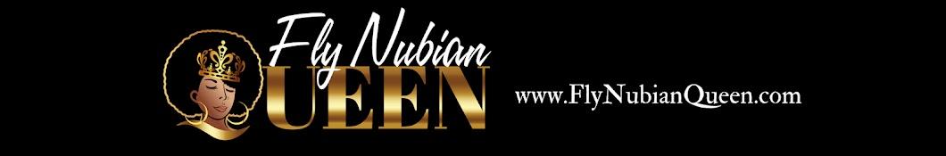 Fly Nubian Queen Banner