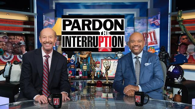 Watch Pardon the Interruption online   YouTube TV (Free Trial)