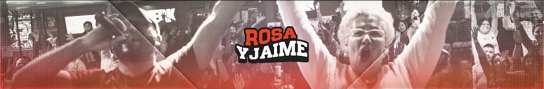Rosa Y Jaime Banner