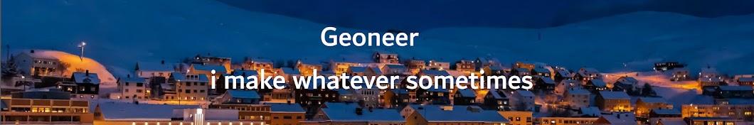 Geoneer Banner