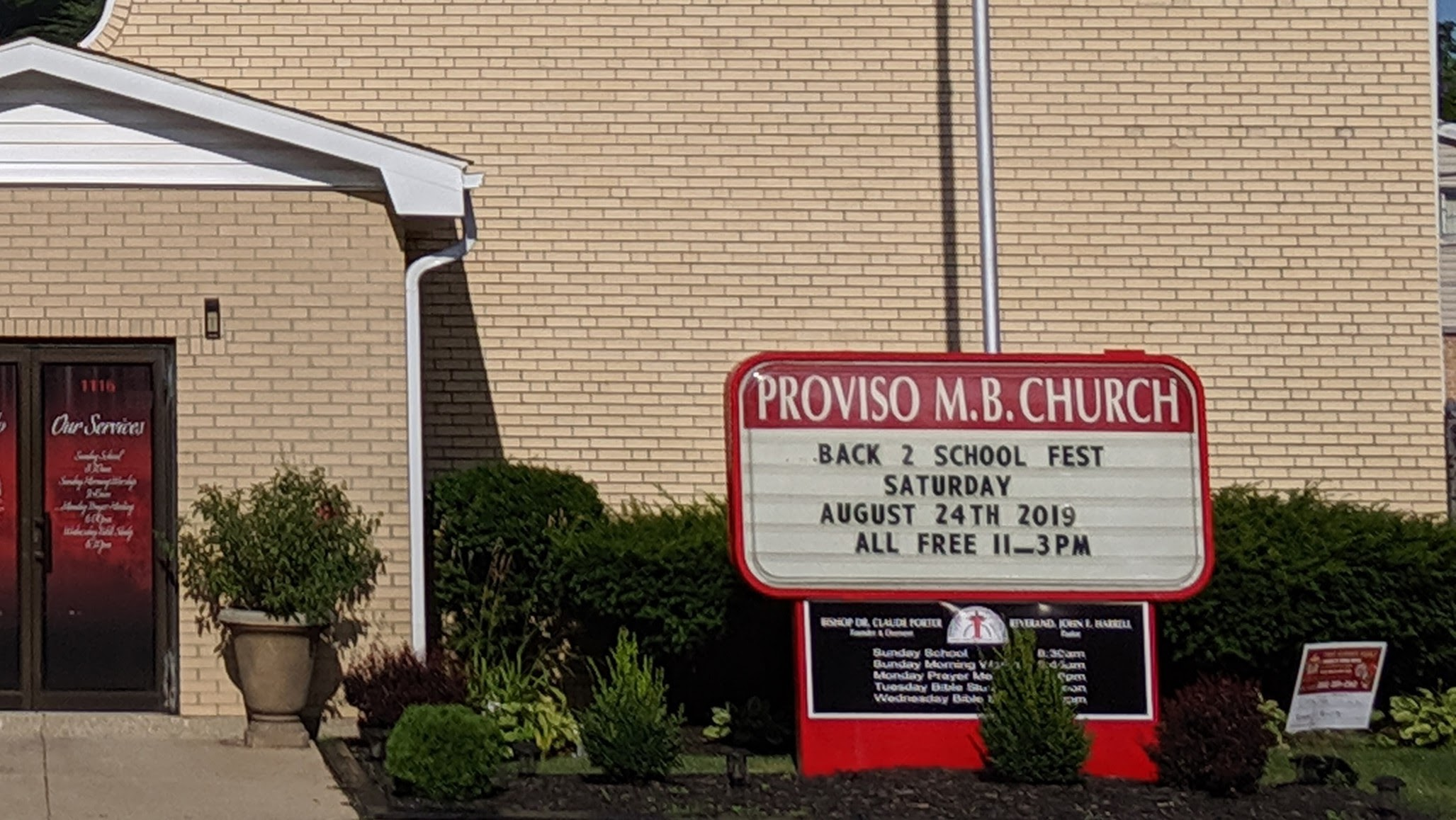 Proviso Baptist Church