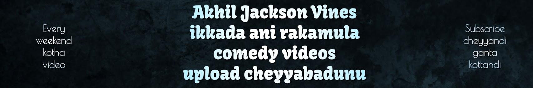 Akhil Jackson Vines
