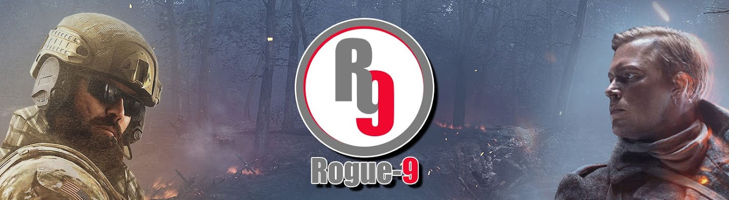 Rogue-9's Cover Image