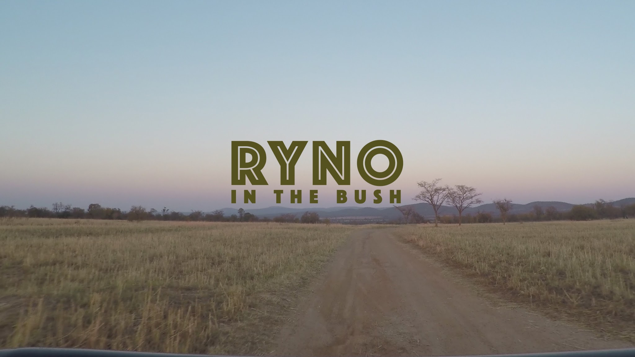 Ryno in the Bush