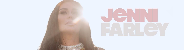 Jenni Farley's Cover Image
