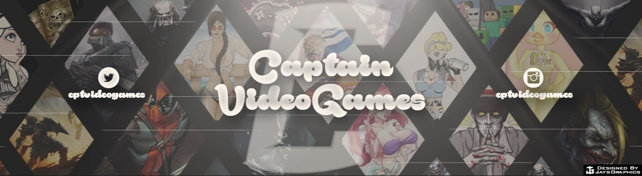 CptVideoGames's Cover Image