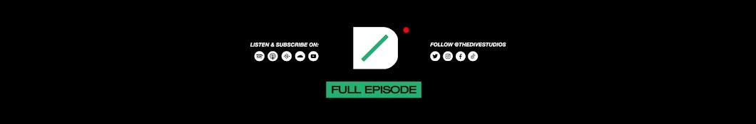 DIVE Studios Podcasts Banner