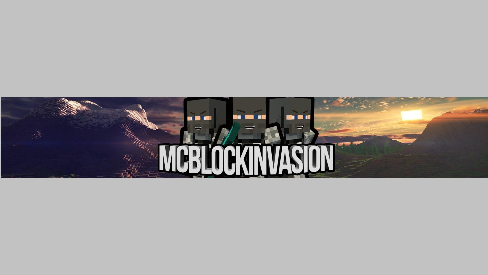 MCblockinvasion - YouTube