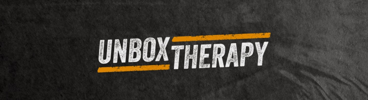 Unbox Therapy's Cover Image