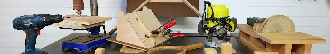 Woodworking with DIY tools