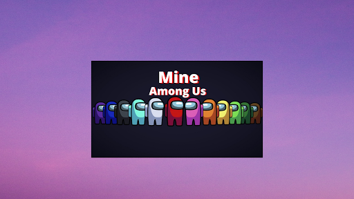 Mine Amongus