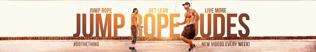 Jump Rope Dudes Banner