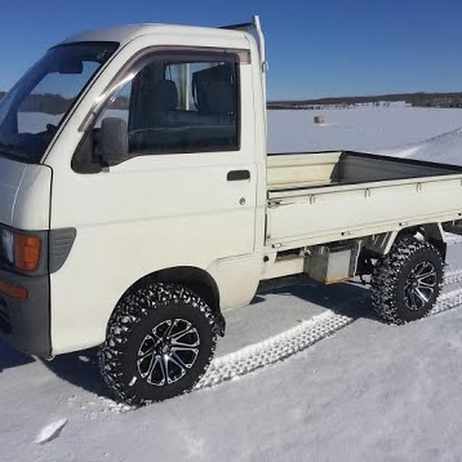Daihatsu Usa: Daihatsu Hijet